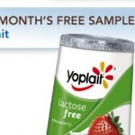 FREE Sample Of Lactose Free Yogurt!
