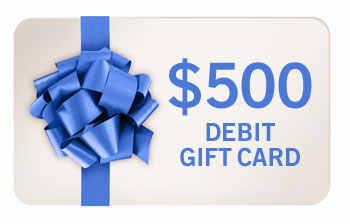 Win a 500 shopping spree from reclip win a 500 visa gift from reclip negle Choice Image