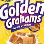 $0.75 off Golden Grahams cereal