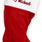 Personalized Holiday Stockings For $7.99 Shipped
