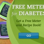 FREE Diabetic Meter, Recipe Book, Meal Planner & Blood Sugar Tracker