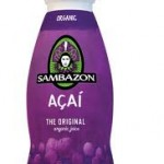 FREE Sambazon Juice with coupon!