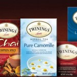 3 Free Twinings Tea Samples!