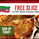 Free Slice Cheese Pizza