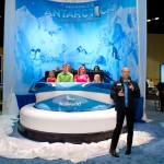 SeaWorld Orlando unveils ride car for 2013 attraction