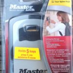 Master Lock Storage Security Review