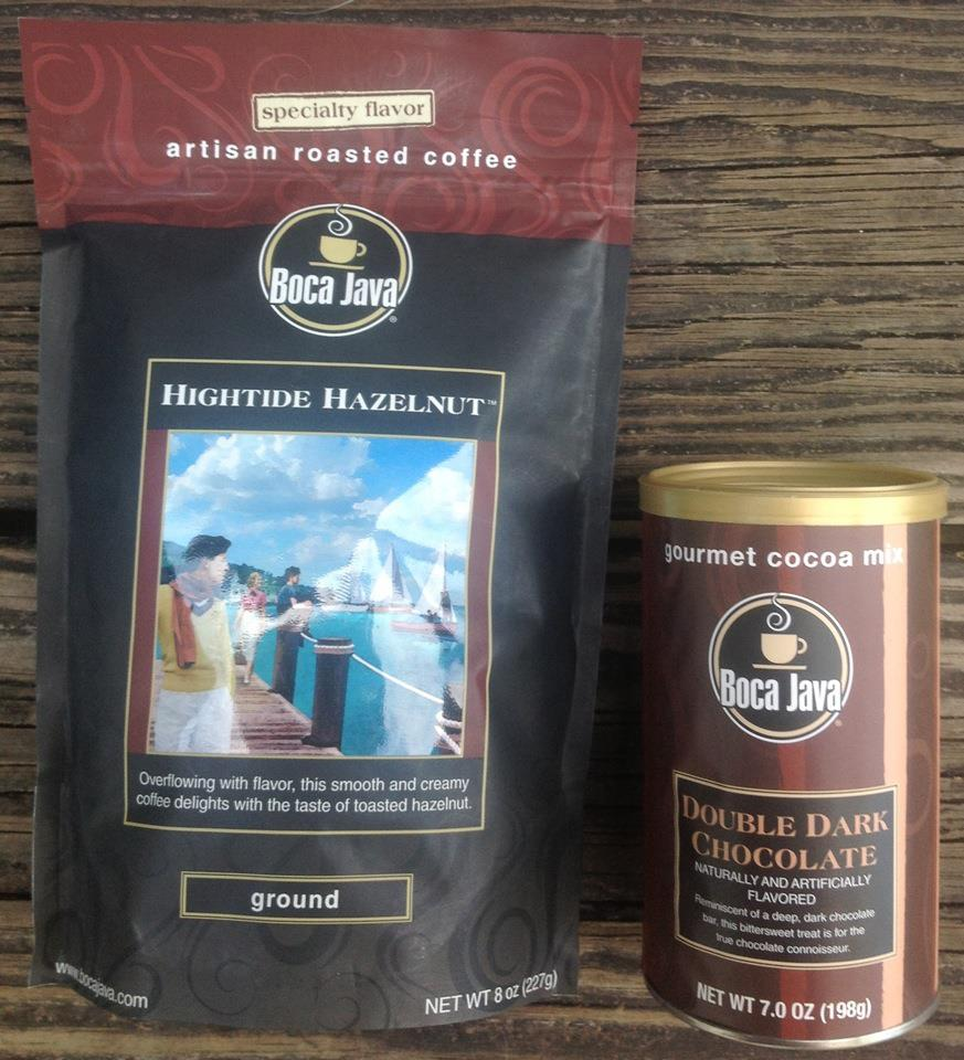 Boca Java Gourmet Coffee