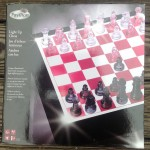 Pavilion Light Up Chess Review