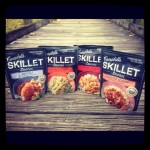 Campbell's SKILLET Sauces Review