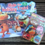 Dinosaur Train: Ride the Holiday Train Review & Giveaway