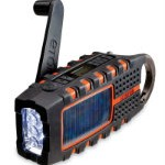 Solar And Crank Powered Emergency Radio Review