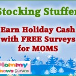 Get paid for every survey you take!