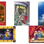 5 Free Christmas Scripture Cards