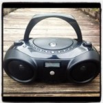 Memorex Boombox Review & Giveaway
