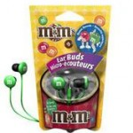 Maxell M&M´S Ear Buds Review