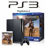 PlayStation 3 Uncharted 3 Bundle Giveaway