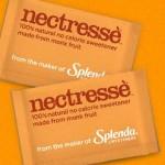 FREE Sample of Nectresse Sweetner by Splenda