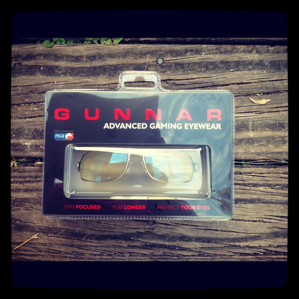 GUNNAR Advanced Gaming Eyewear