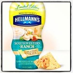 Hellmann's Southwestern Ranch Flavored Reduced Fat Mayonnaise Review