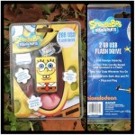 SpongeBob Squarepants 2 GB USB Drive Review