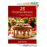Christmas Desserts by Kate Kitsen FREE Kindle Book