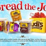 ENTER TO WIN AN Udi's Cookie Jar filled with cookies
