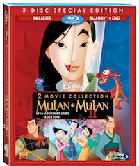 Mulan2MovieCollectionBlurayComboArtSM