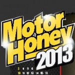 2013 Miss Motor Honey Calendar