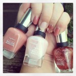 Sally Hansen and the 70th Annual Golden Globes