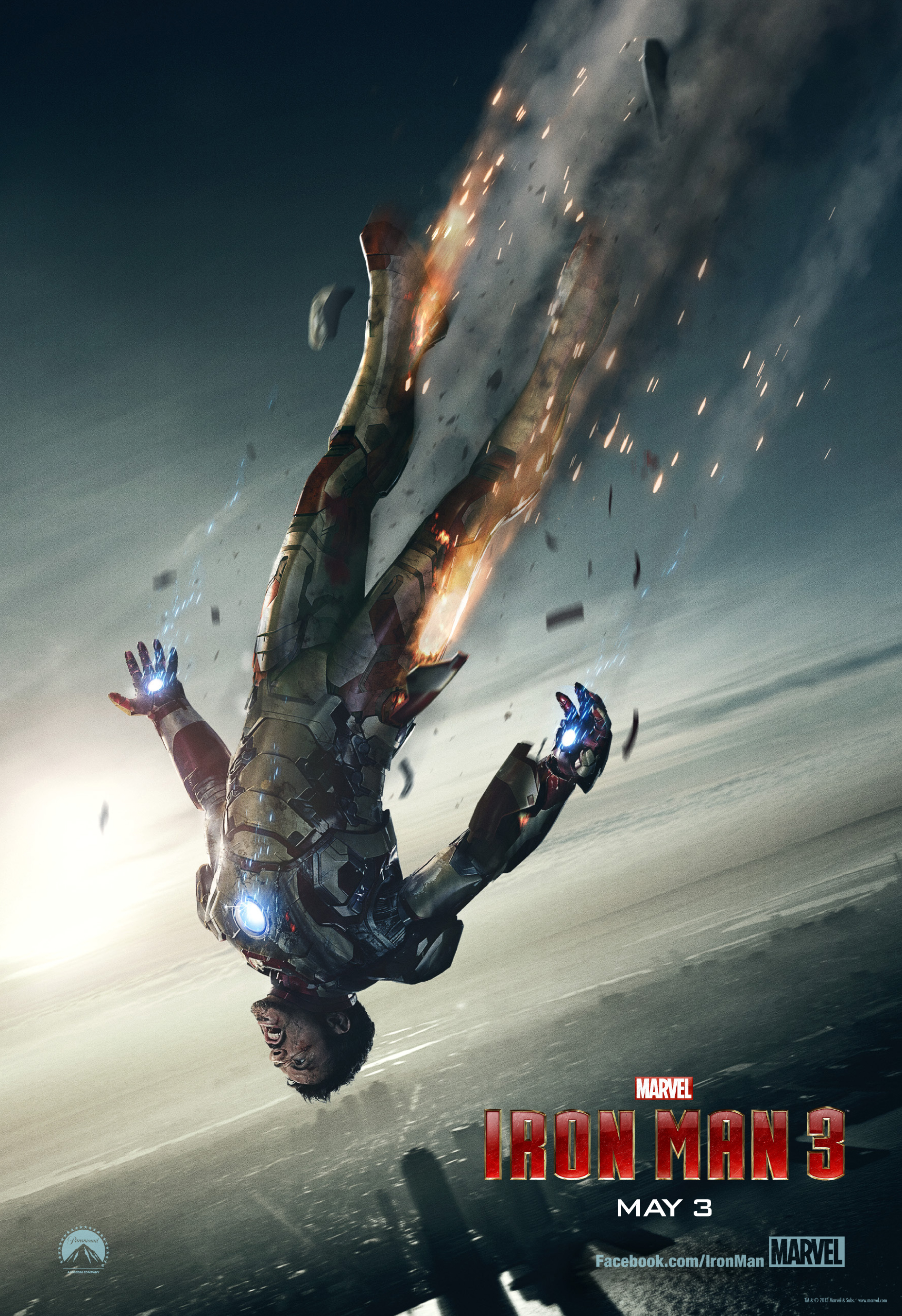 IRON MAN 3' Super Bowl Teaser