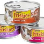 Free Can Of Friskies Cat Food