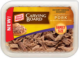 Oscar Mayer Pulled Pork