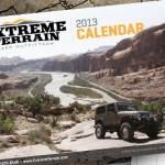 FREE XT 2013 Jeep Calendar