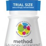 FREE Trial size bottle of Method laundry detergent