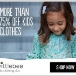 More than 75% off Kids Clothes
