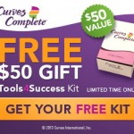 FREE $50 Tools4Success Kit Gift from Curves