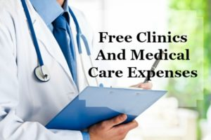 Free Clinics And Medical Care Expenses