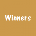 August Giveaway Winners