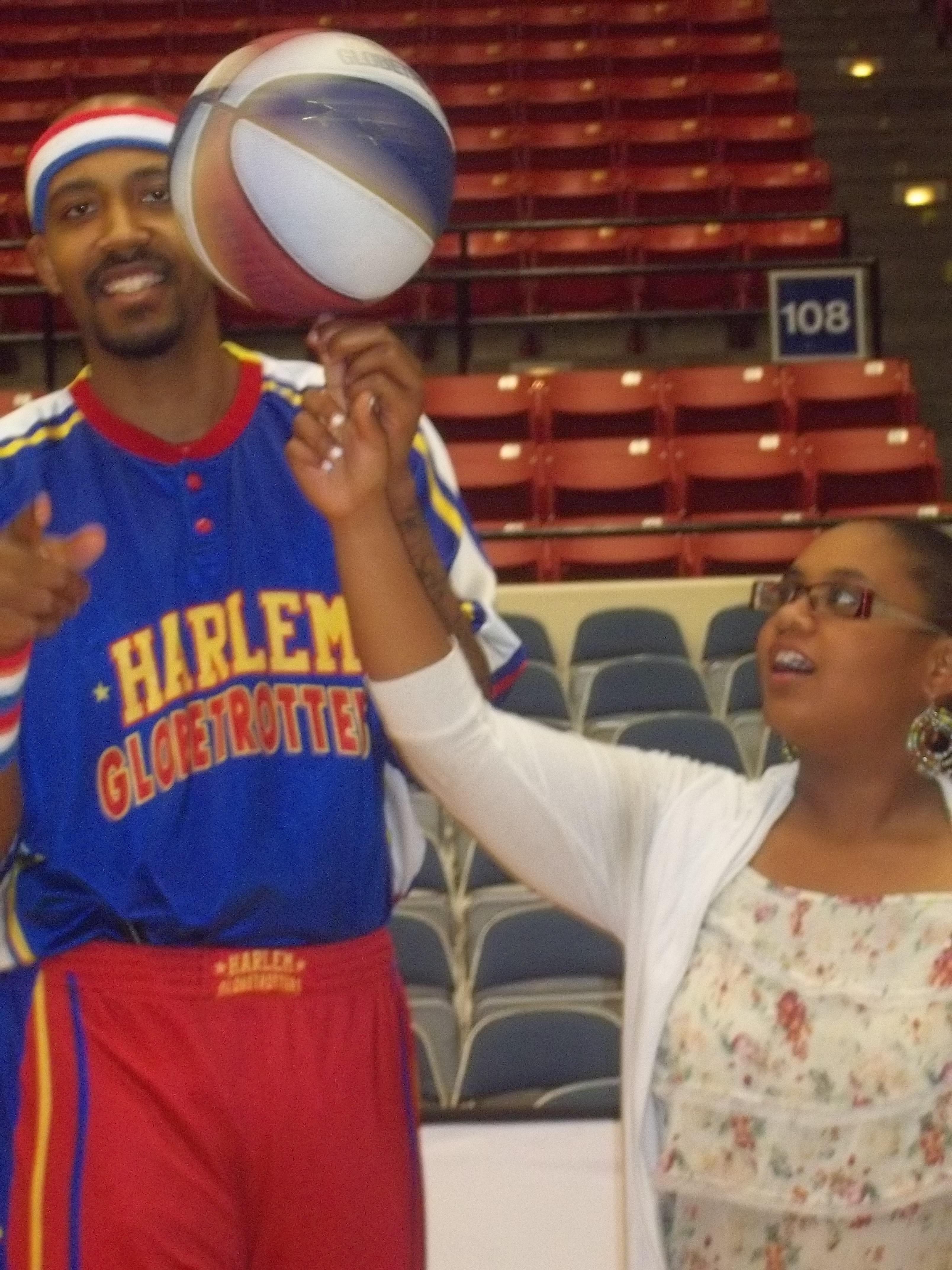 Harlem Globetrotters 2013