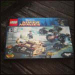 Lego Super Heroes Set 76001 Review