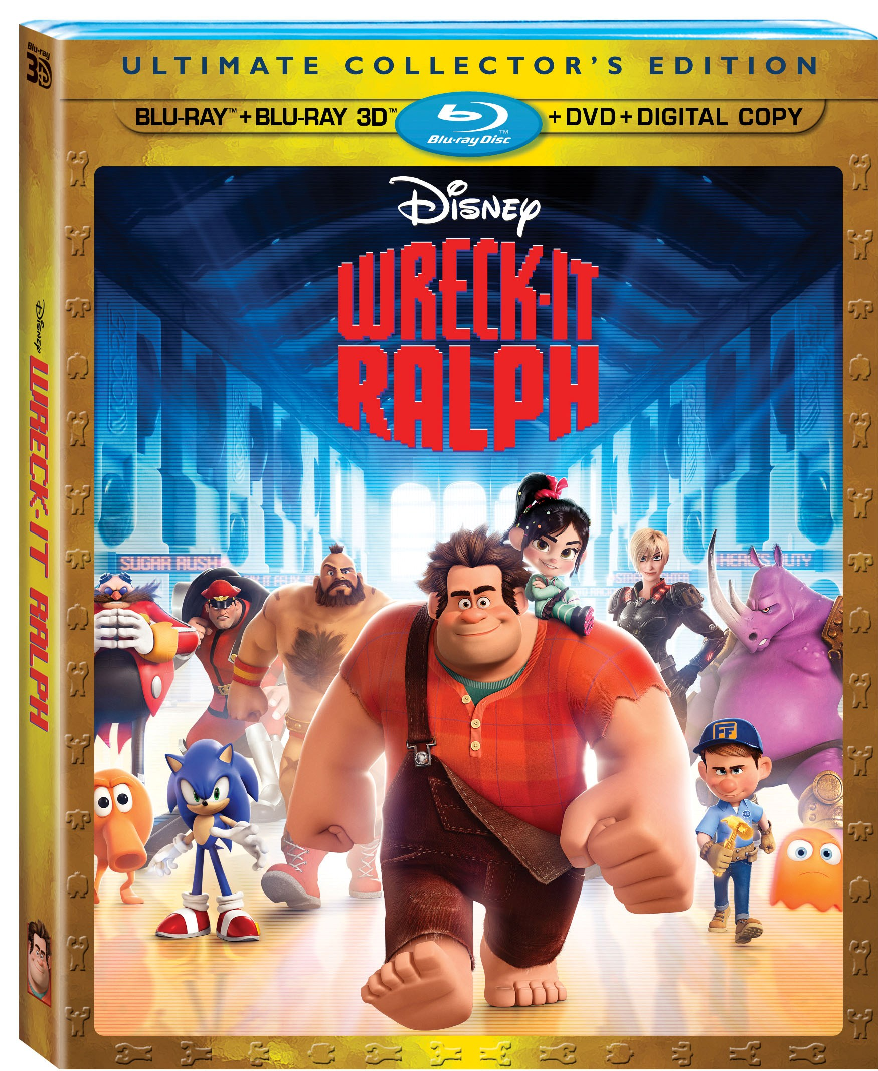 Wreck-It Ralph Review