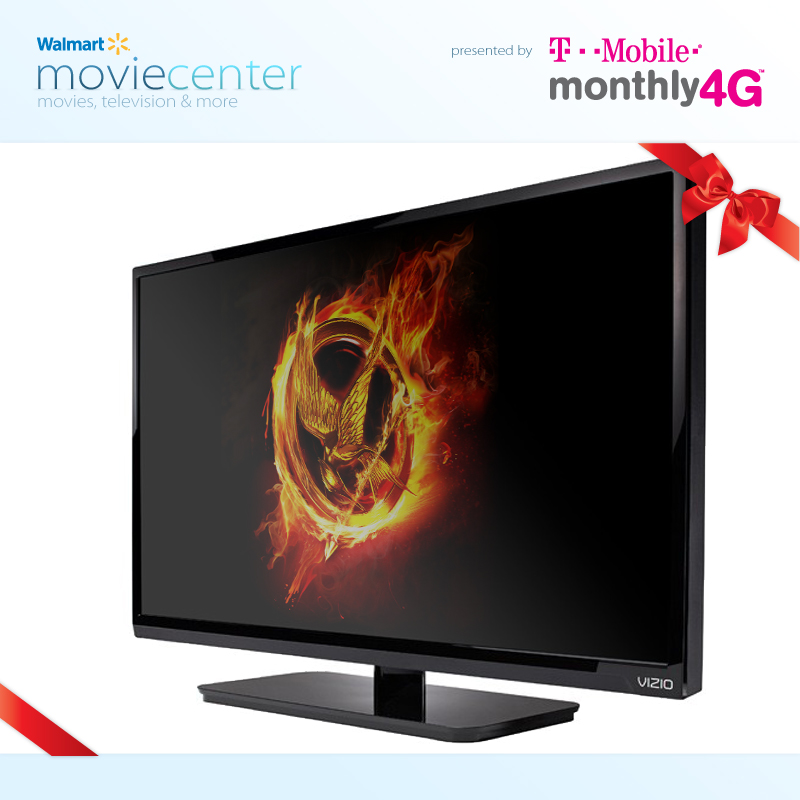 walmart moviecenter t mobile house party sweepstakes
