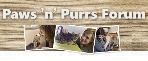 PET NUTRITION PAWS N PURRS