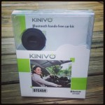 Kinivo Bluetooth Hands-Free Car Kit Review
