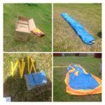 Spray N Splash 2 Inflatable Water Park Review
