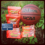 "WIN an NCAA Prize Pack ""Lets Go Reeses"""