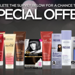Get a FREE full-size John Frieda Shampoo or Conditioner product!