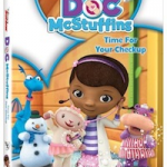 DOC MCSTUFFINS: Time For Your Checkup DVD Release & FREE Activity Sheets