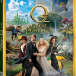 OZ THE GREAT AND POWERFUL ON BLU-RAY 6/11