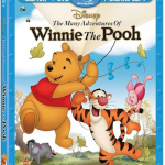 The Many Adventures of Winnie The Pooh on DVD, Blu-Ray and Digital Copy!